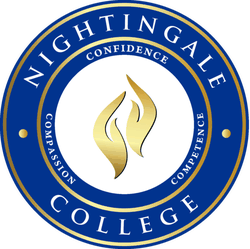 Nightingale college logo