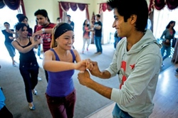 Salsa dance Academy