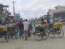 Surkhet_road_Nepalgunjs_main_drag_Nepalganj