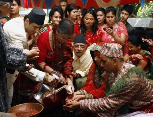 Marriage in Nepali Society