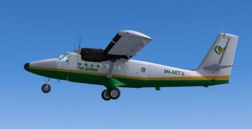 Yeti airplane