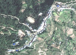 arial view panchthar