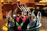 cake at hyatt