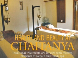 chaitanya spa