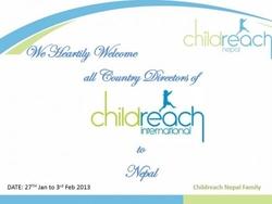 child reach
