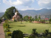 the kopan monastery in kathmandu