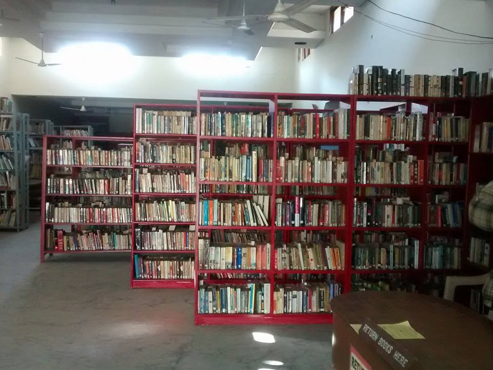libraries in nepal
