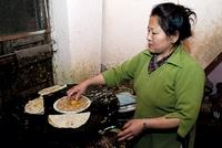 making chatamari
