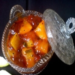 mango sweet sour pickle