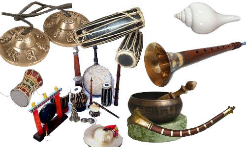 Nepali Folk & Traditional Musical Instruments with Names and Pictures