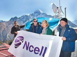 NCELL, for Nepal