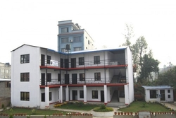 ritz college building