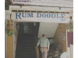 rum doodle