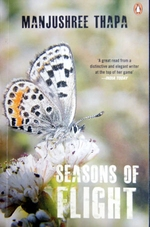 seasons of flights by manjushree thapa