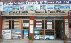 world vision  travel