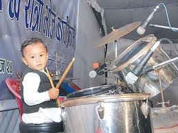 youngest drummer